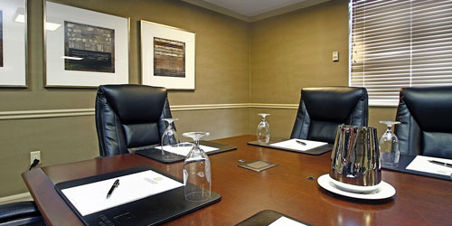 Conference Room 500x250 - Ethan Allen Hotel - Danbury, CT