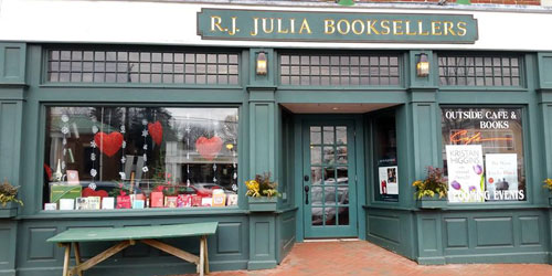 Julia Bookstore in Madison CT