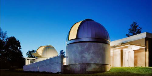 Leitner Family Observatory and Planetarium at Yale University