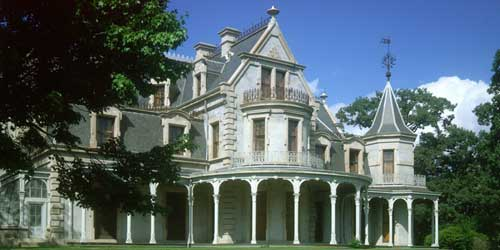 Lockwood Mathews Mansion in CT