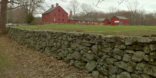 nathan hale homestead in coventry CT