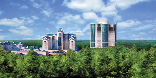 Foxwoods Resort & Casino - Mashantucket / Ledyard, CT