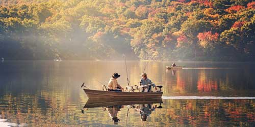 Fishing Locations in Connecticut