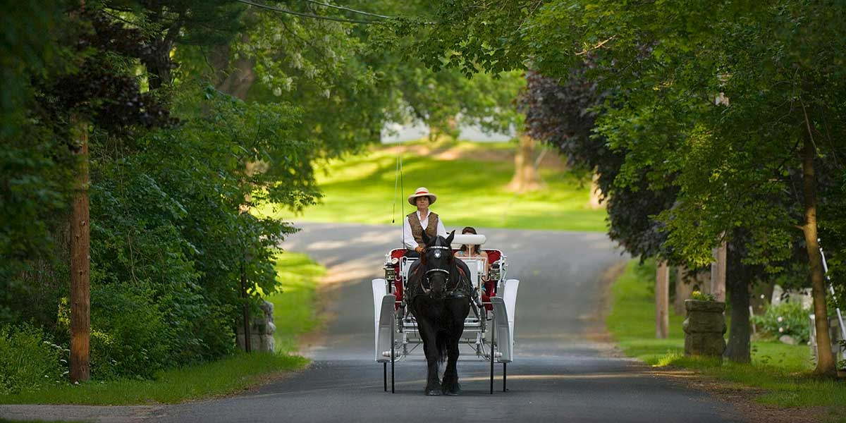 Carriage ride - Unk  - State tourism office