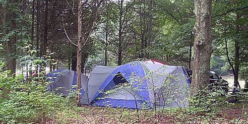 Campgrounds in CT