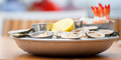 Half Shell Clams - Stonington Borough Merchants - Stonington, CT
