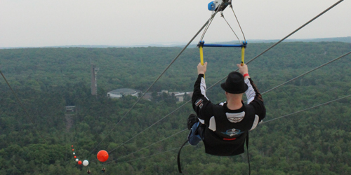 Amazing View - Foxwoods High Flyer - Mashantucket, CT