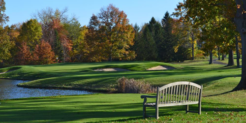 Wethersfield Country Club Golf Course - Historic Wethersfield, CT