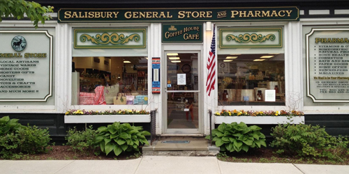 Salisbury general store CT