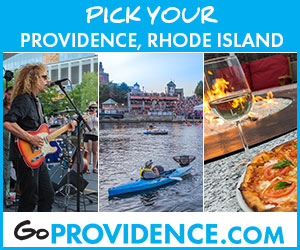 Go Providence, the Creative Capital, for your Late Summer Weekend Wherever - visit goprovidence.com for more info!