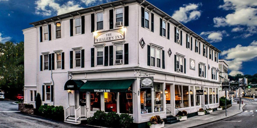 Boutique Hotels in Connecticut