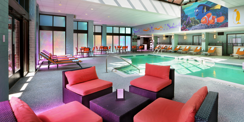 Indoor Pool New - Hilton Mystic - Mystic, CT - Photo Credit Dom Miguel Photography