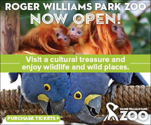 Now Open! - Roger Williams Park Zoo in Providence, RI