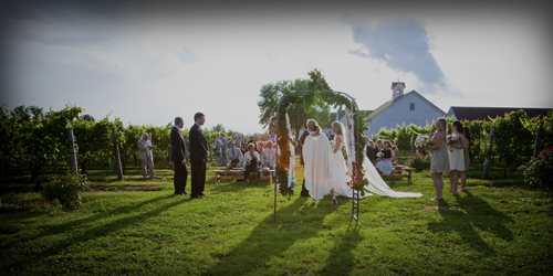 Jonathan Edwards Winery Wedding - CT Wine Trail - Various Locations throughough Connecticut