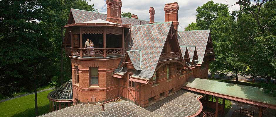 Mark Twain House in Hartford, CT