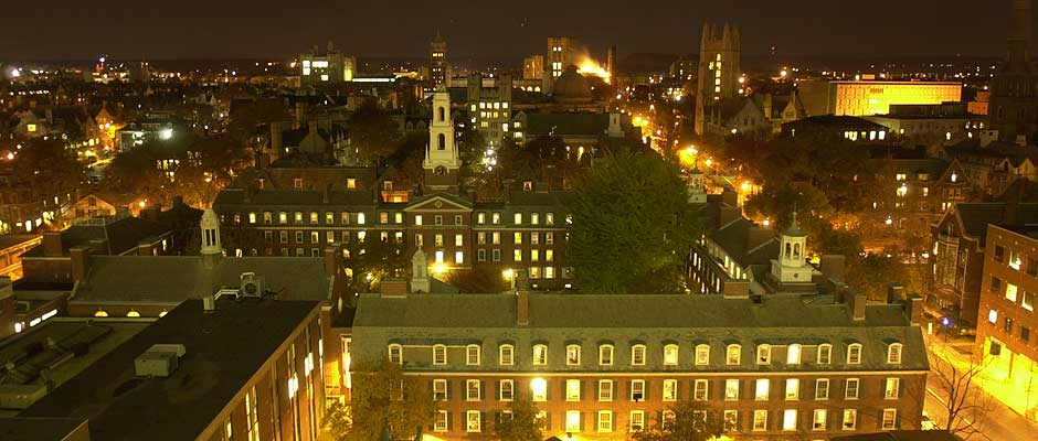 Yale University dorms, New Haven, CT