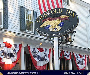 The Griswold Inn - Essex, Connecticut - 860.767.1776