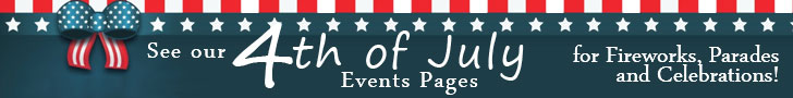 Click here to see VNE's July 4th 2019 Weekend Events Calendar! Fireworks shows, Parades and Celebrations!