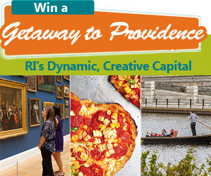 Win a Getaway to Providence, Rhode Island's Dynamic, Creative Capital! Click here for details; sponsored by VNE and the Providence Warwick CVB.