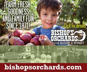 Bishop's Orchards in Guilford, CT - Farm Fresh Goodness and Family Fun since 1871!