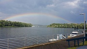 Rainbow on the River - Inn at Middletown - Middletown, CT