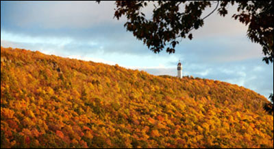 Talcott Mountain State Park and Heublein Tower