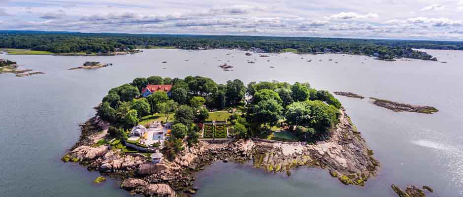 Thimble Islands, CT