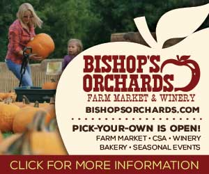 Bishops Orchards & Farm Market, Guilford CT - Pick Your Own Pumpkins are now available!